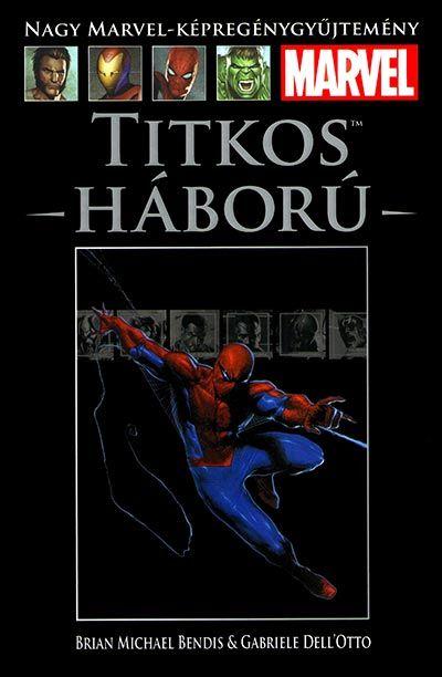 Nagy Marvel-Képregénygyűjtemény 14.: Titkos Háború