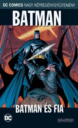 Batman: Batman és fia (DC 6.) bontott, utolsó példány, ritkaság!