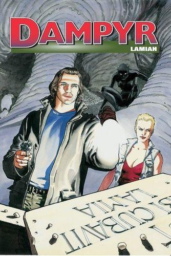 Dampyr 4. (Frike Comics) - Lamiah