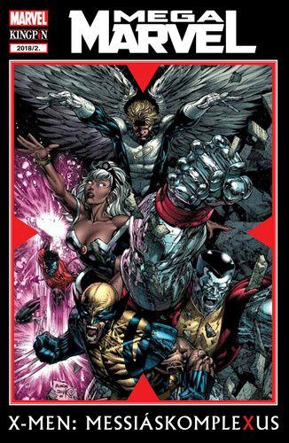 Mega Marvel 3. - X-Men: Messiáskomplexus