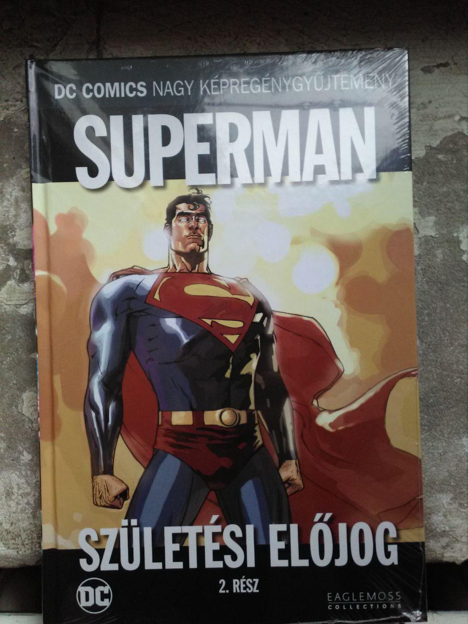 Superman - Születési előjog 2. rész (DC 42.)