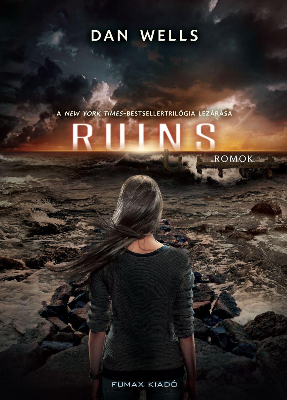SZÉPSÉGHIBÁS Dan Wells: Ruins - Romok