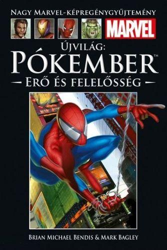 Nagy Marvel-Képregénygyűjtemény 22: Újvilág: Pókember - Erő és felelősség