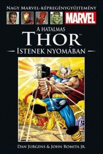 Nagy Marvel-Képregénygyűjtemény 23: A hatalmas Thor - Istenek nyomában