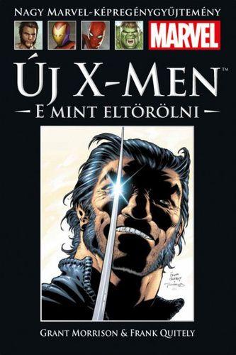 Nagy Marvel-Képregénygyűjtemény 24: Új X-Men - E mint eltörölni
