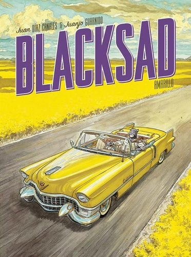 Blacksad 5. - Amarillo