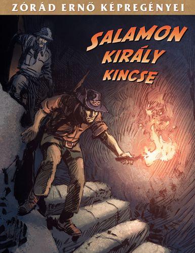 Zórád Ernő: Salamon király kincse