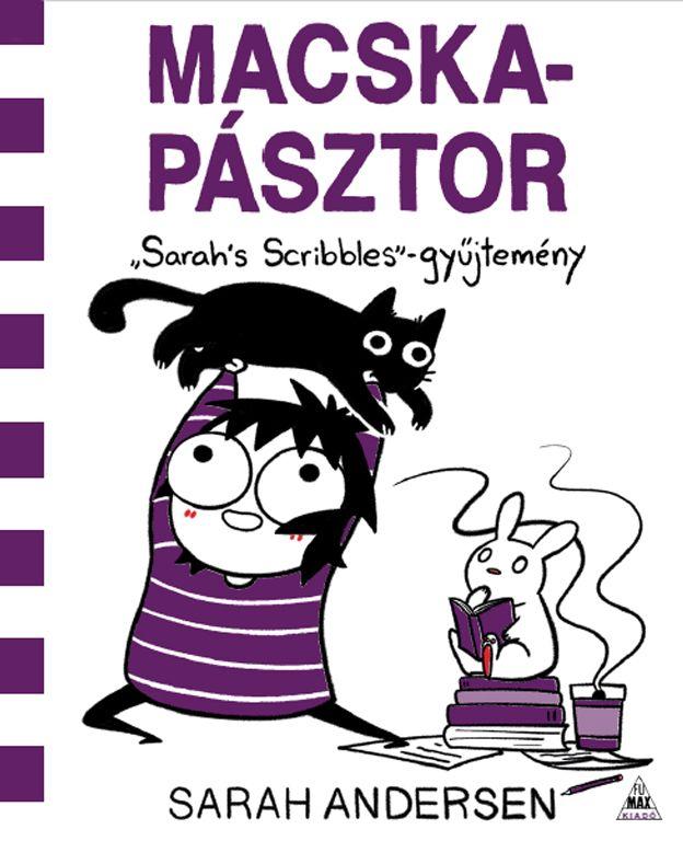 SZÉPSÉGHIBÁS Sarah Andersen: Macskapásztor