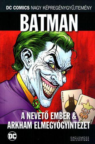 Batman: A nevető ember / Arkham Elmegyógyintézet (DC 51.)