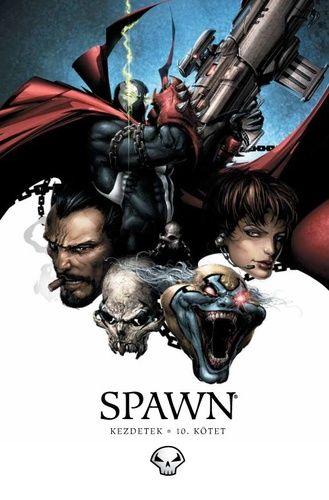Spawn: Kezdetek 10.