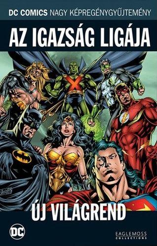 Az Igazság Ligája: Új világrend (DC 52.)