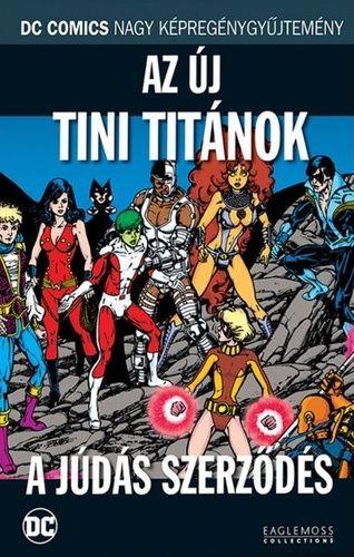Az új Tini Titánok: A Júdás szerződés (DC 53.)
