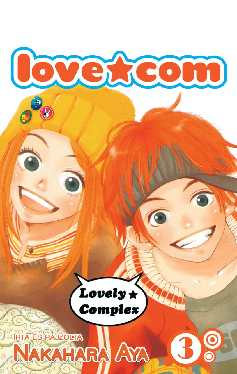Lovely Complex 3. (Love.com 3.)