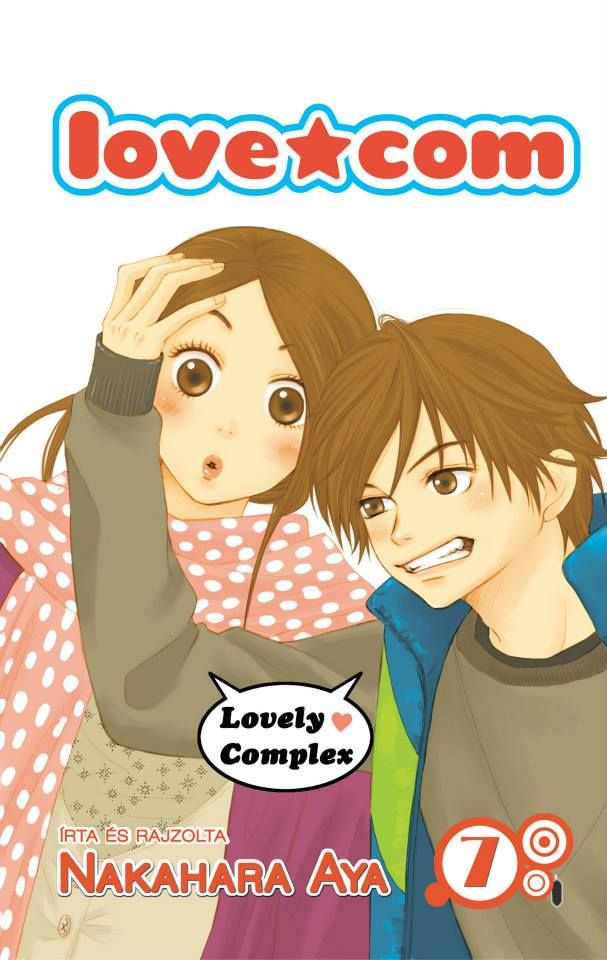 Lovely Complex 7. (Love.com 7.)
