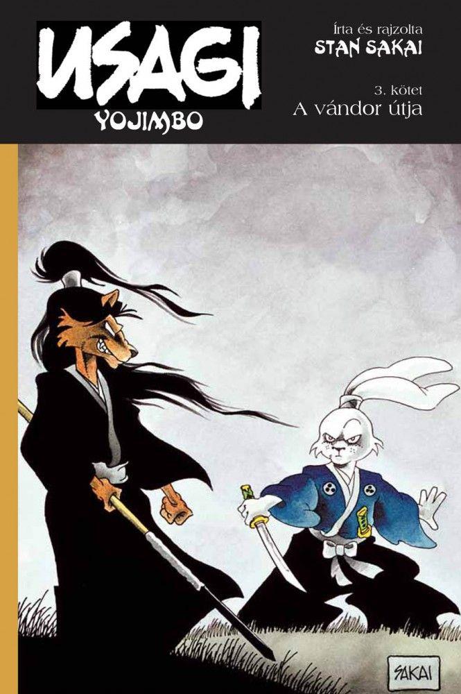 Usagi Yojimbo 3. - A vándor útja