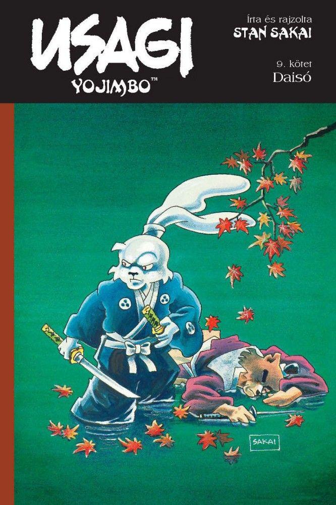 Usagi Yojimbo 9. - Daisó