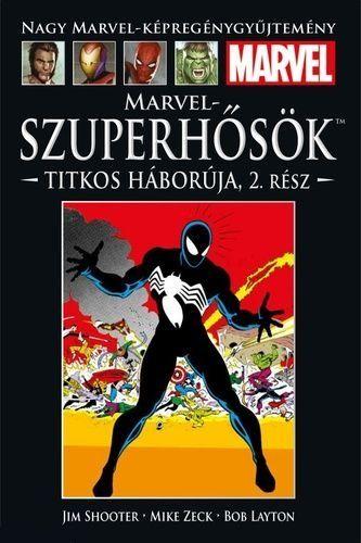 Nagy Marvel-Képregénygyűjtemény 26.: Marvel-szuperhősök titkos háborúja 2.