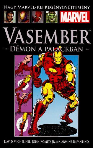 Nagy Marvel-Képregénygyűjtemény 27.: Vasember: Démon a palackban