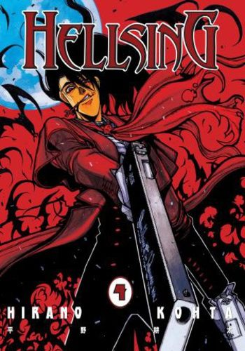 Hellsing 4.
