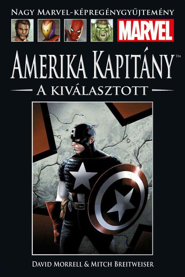 Nagy Marvel-Képregénygyűjtemény 28.: Amerika kapitány - A kiválasztott