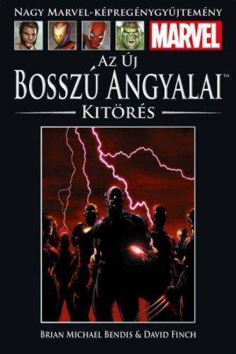 Nagy Marvel-Képregénygyűjtemény 29.: Az Új Bosszú Angyalai - Kitörés