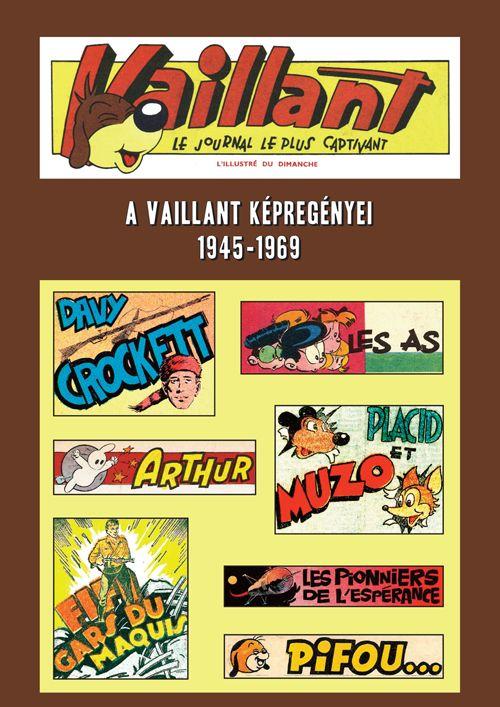 A Vaillant képregényei 1945-1969