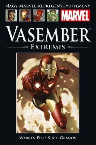 Nagy Marvel-Képregénygyűjtemény 30.: Vasember - Extremis