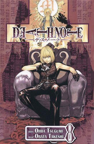 Death Note 8 - Célpont