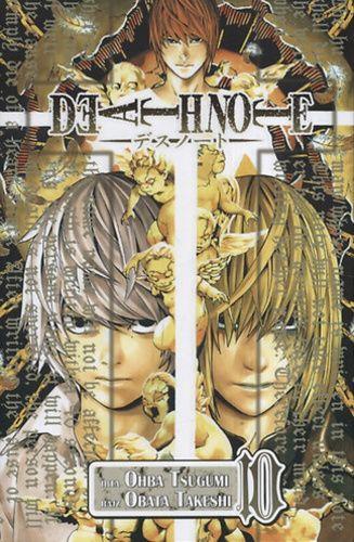 Death Note 10 - Törlés