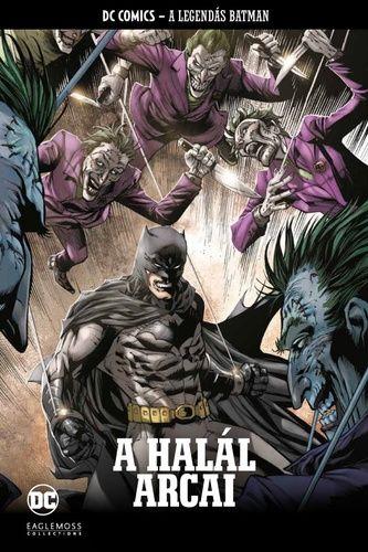 A Legendás Batman 4. - A halál arcai