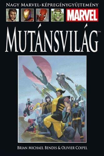 Nagy Marvel-Képregénygyűjtemény 34.: Mutánsvilág