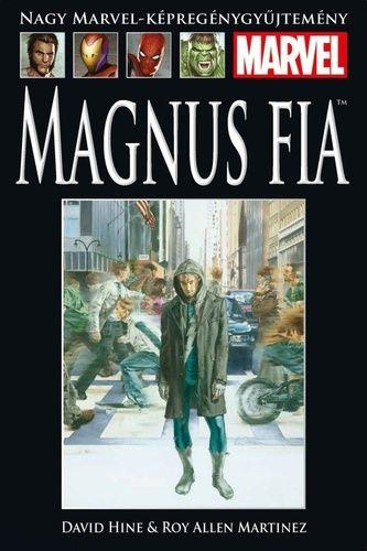 Nagy Marvel-Képregénygyűjtemény 35.: Magnus fia