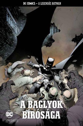 A Legendás Batman 6. - A Baglyok Bírósága