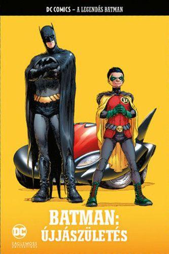 A Legendás Batman 8. - Batman: Újjászületés