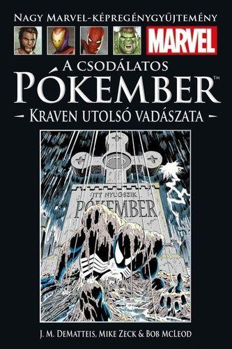 Nagy Marvel Képregénygyűjtemény 38.: A csodálatos Pókember - Kraven utolsó vadászata