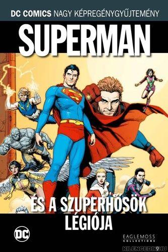 Superman és a Szuperhősök Légiója (DC 64.)
