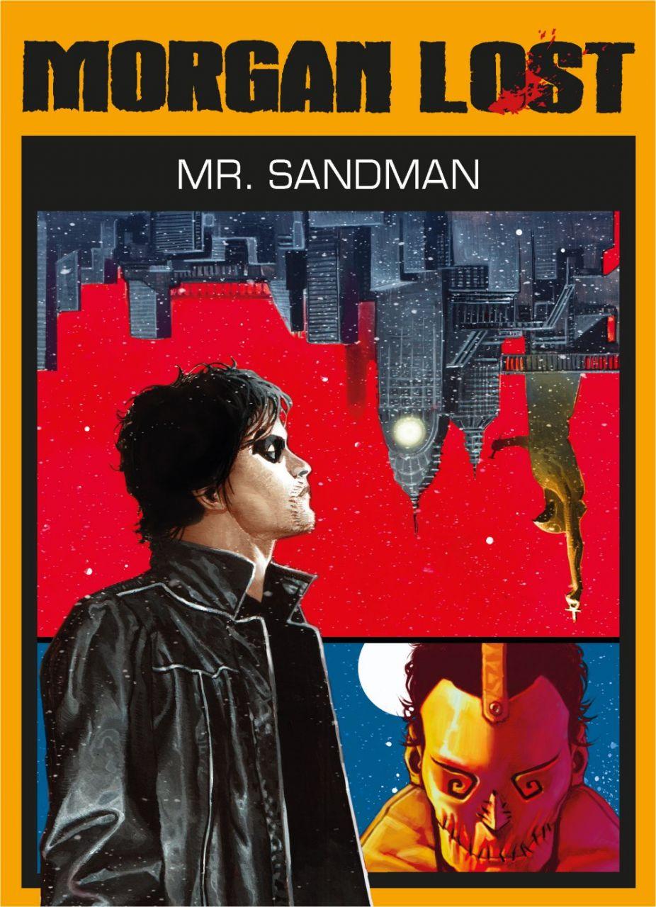 Morgan Lost #3 - Mr. Sandman
