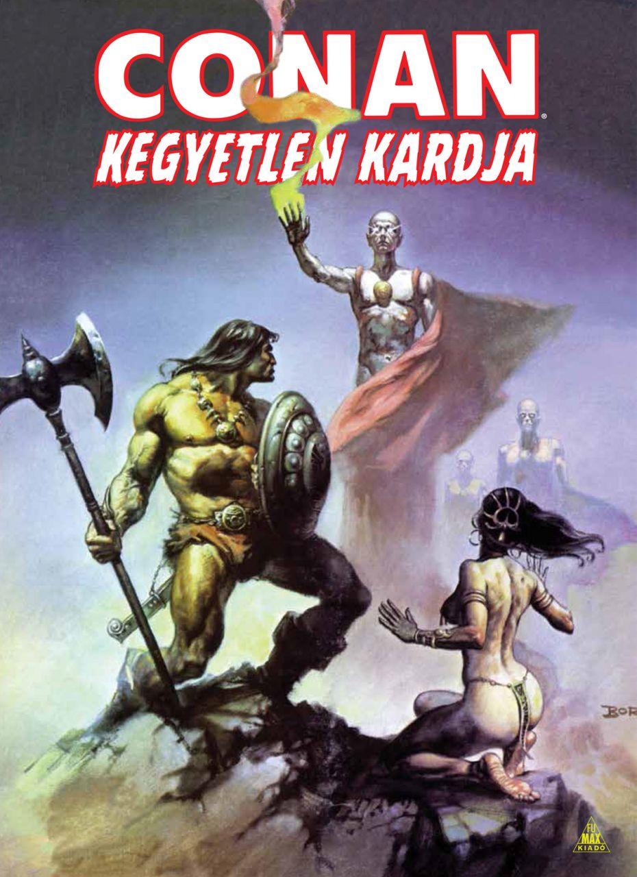 Conan kegyetlen kardja 2. (keménytáblás képregény)