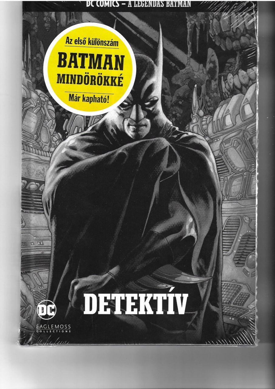 A Legendás Batman 12. - Detektív