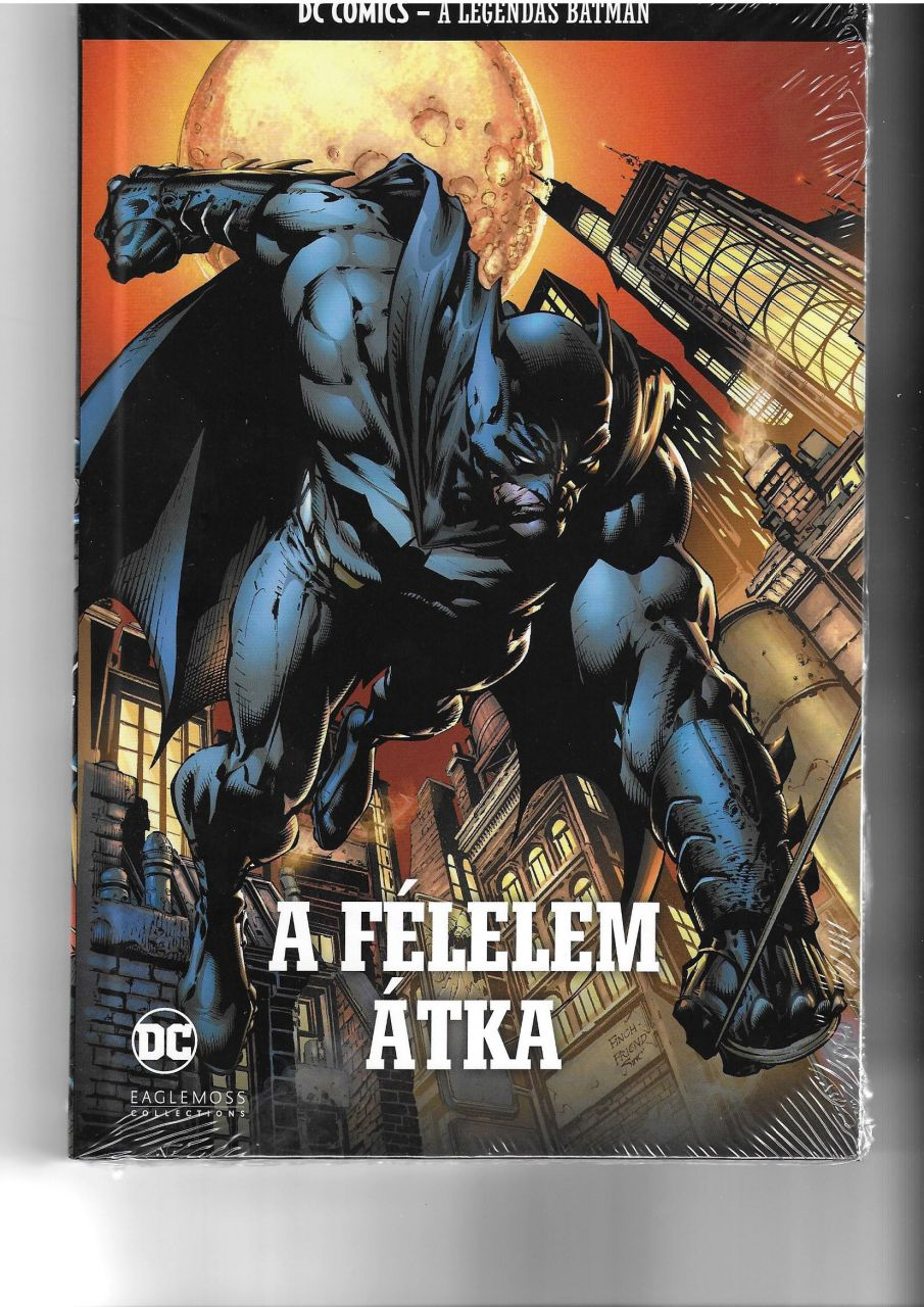 A Legendás Batman 13. - A félelem átka