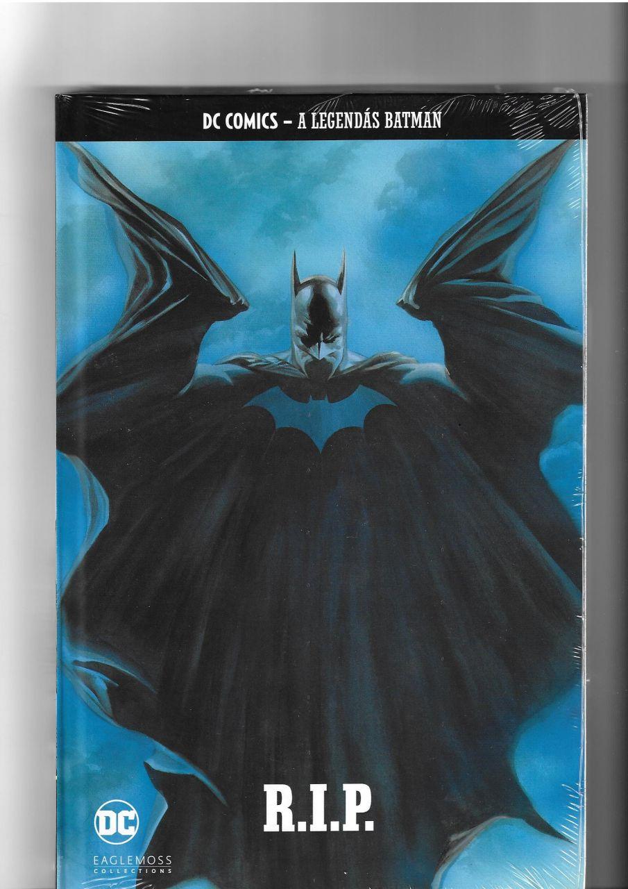 A Legendás Batman 17. - R.I.P.