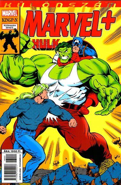 Marvel+ Különszám 2018/2 Hulk