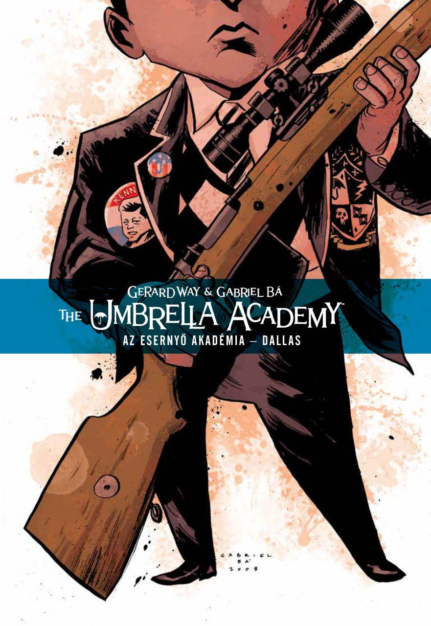 Umbrella Academy - Esernyő Akadémia 2: Dallas