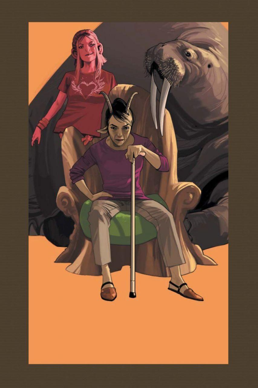 Brian K. Vaughan, Fiona Staples: Saga Negyedik Kötet (limitált, exkluzív, keménytáblás) képregény