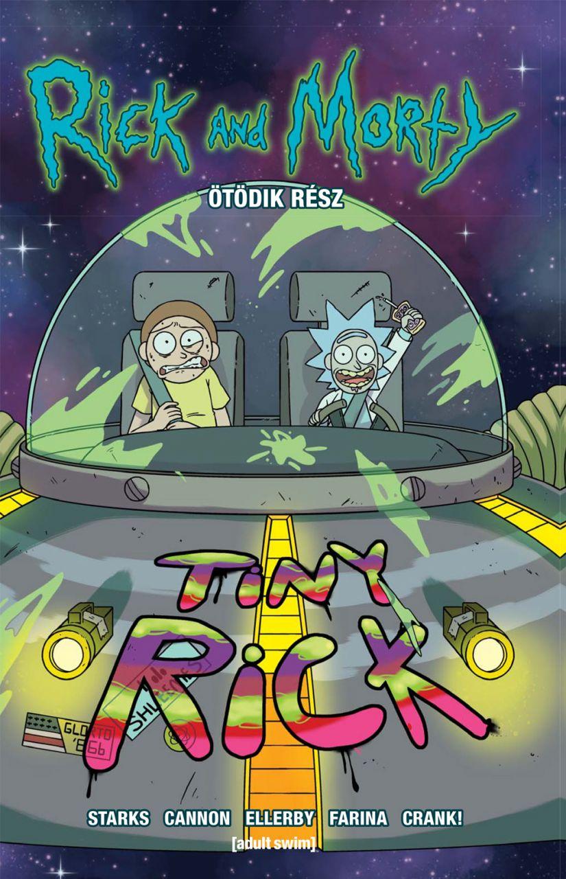 Rick and Morty 5 - Tiny Morty