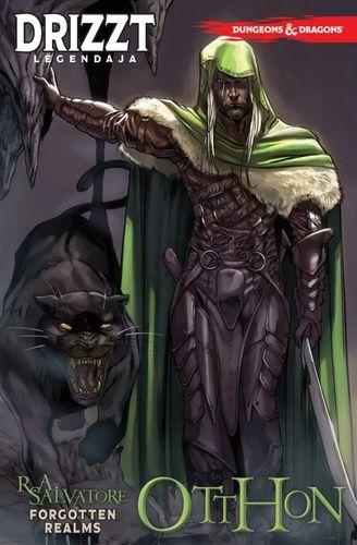 R. A. Salvatore: Drizzt legendája - Otthon (Forgotten Realms) képregény