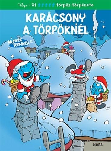 Karácsony a törpöknél (Hupikék törpikék képregény)