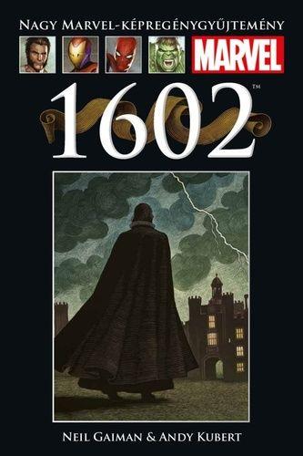 Nagy Marvel Képregénygyűjtemény 47.: 1602