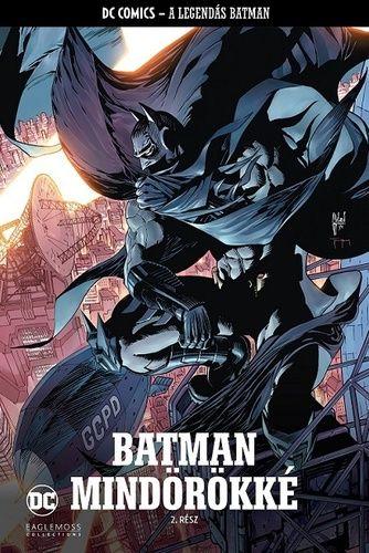 A Legendás Batman Különszám: Batman mindörökké 2. rész