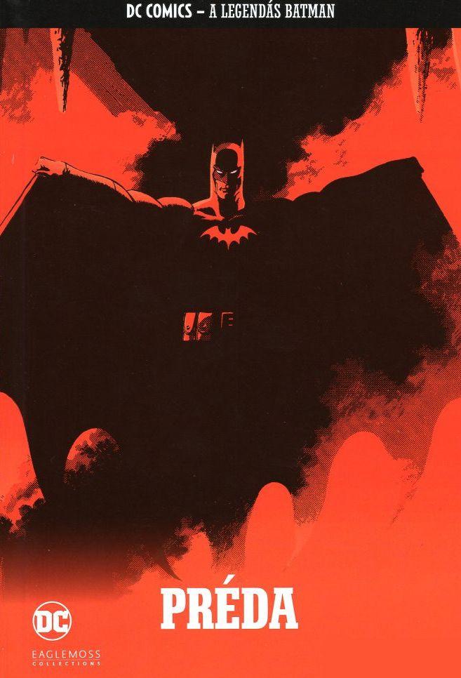 A Legendás Batman 18.: Préda